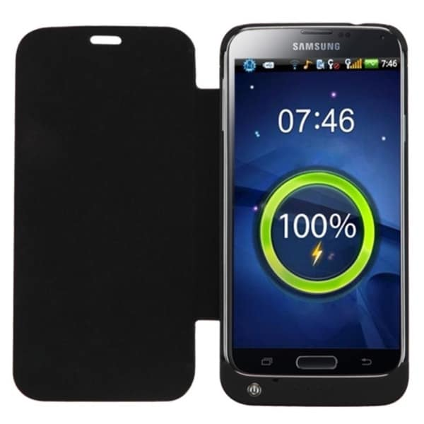 INSTEN Samsung Galaxy S5 3200mAh Quantum Energy Battery Phone Case Cover