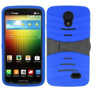 BasAcc Shock Proof PC Silicone Dual Hybrid Case for LG LG Lucid 3 VS876