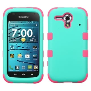 BasAcc Shock Proof PC Silicone Dual Hybrid Case for Kyocera Hydro Edge C5215