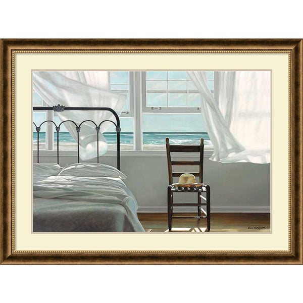 Karen Hollingsworth 'The Dream of Water' Framed Art Print 44 x 33-inch