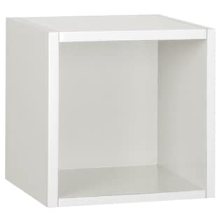 Eco-friendly zBoard Wall Cube and Square Decorative Shelf