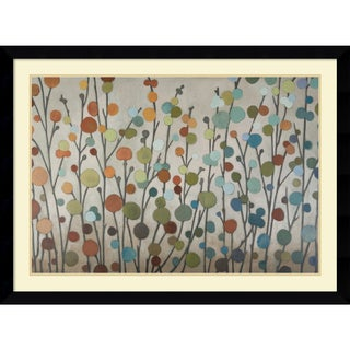 Sally Bennett Baxley 'Seasons' Framed Art Print 43 x 32-inch