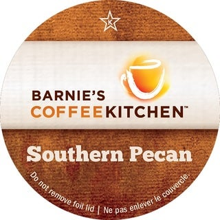 Barnies Coffee Kitchen Southern Pecan Coffee K-Cups