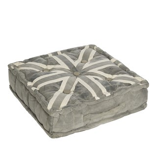 angelo:HOME Linder Union Jack Square Floor Cushion