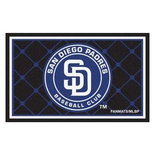 Fanmats MLB San Diego Padres Area Rug (4' x 6')