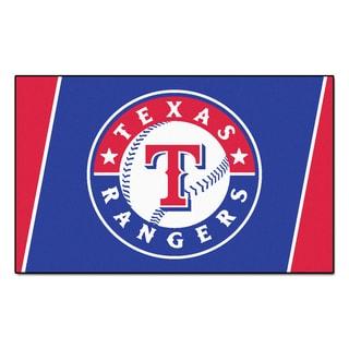 Fanmats MLB Texas Rangers Area Rug (4' x 6')