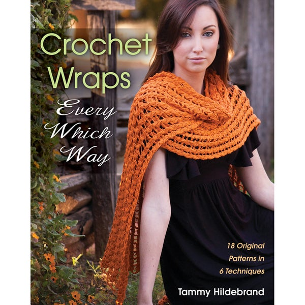 Stackpole Books-Crochet Wraps-Every Which Way