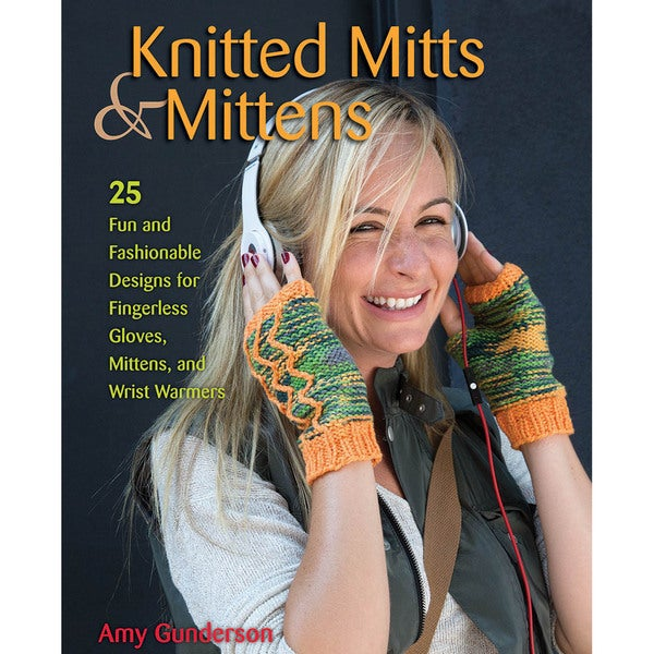 Stackpole Books-Knitted Mitts & Mittens