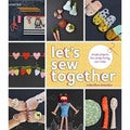 Potter Craft Books-Let's Sew Together
