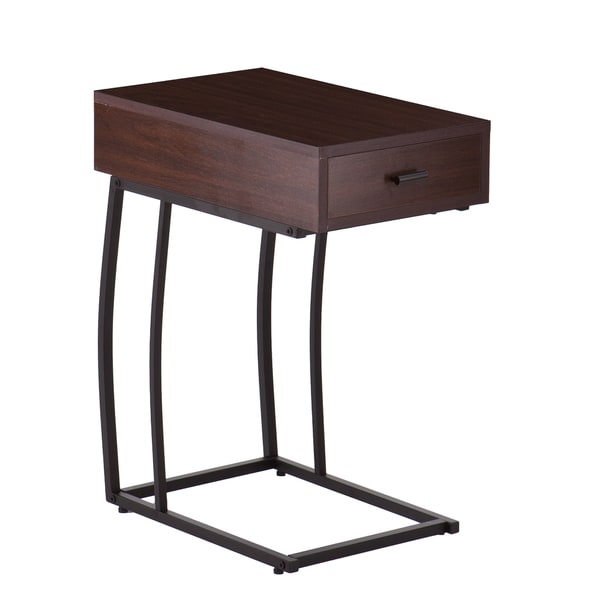 Upton Home Delaney Side Table W Power And Usb 16433121 Shopping Great Deals