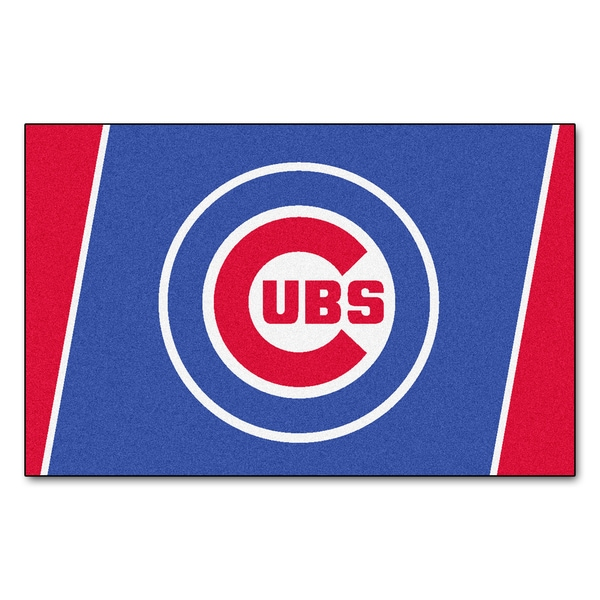Fanmats MLB Chicago Cubs Area Rug (4' x 6') 13564675