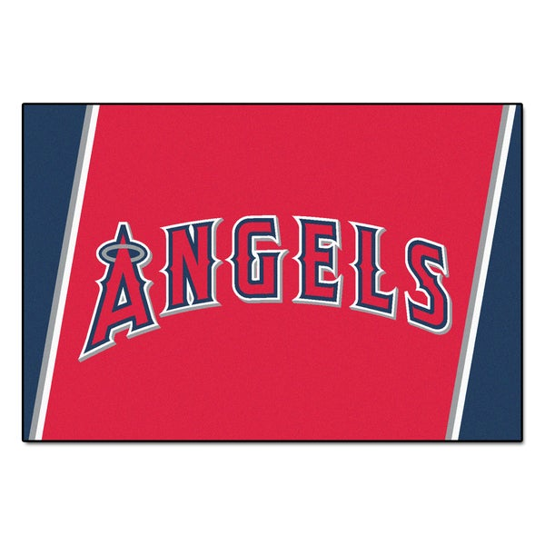 Fanmats MLB Los Angeles Angels Area Rug (5' x 8') 13564706