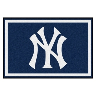 Fanmats MLB New York Yankees Area Rug (5' x 8')