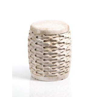Ceramic Round Greenwich Garden Stool