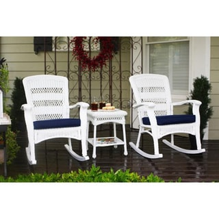 Phat Tommy Portside Plantation 3-piece Rocker Set