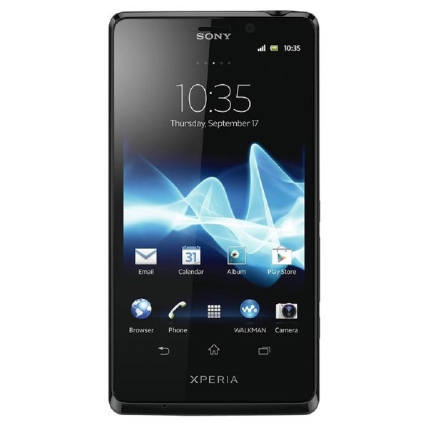 Sony Black Xperia TL LT30at 16GB 4G LTE Unlocked GSM Android Cell Phone