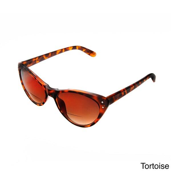 Hot Optix Womens Bifocal Sunglass Readers