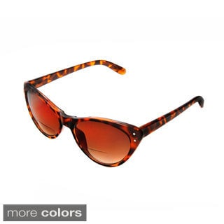 Hot Optix Womens Bifocal Sunglass Readers