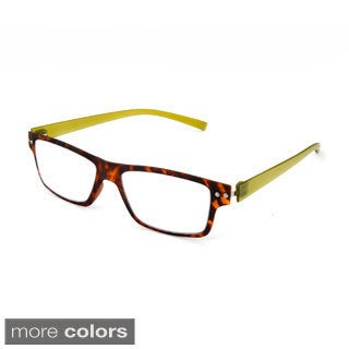 Hot Optix Women's Two-tone Lightweight Reading Glasses
