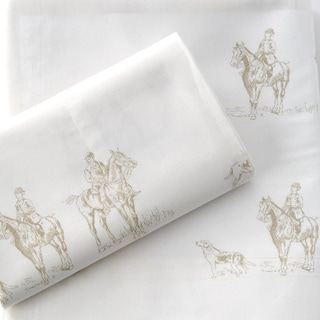 Hunt Club 100-Percent Cotton Sheet Set