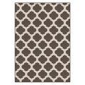 Meticulously Woven Jamie Moroccan Trellis Indoor/ Outdoor Area Rug (5'3 x 7'6)