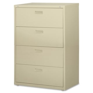 Lorell LLR60559 Putty 4-drawer Lateral File