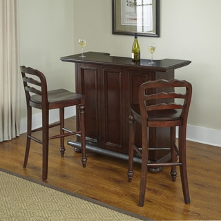 Colonial Classic Bar and Two Stools