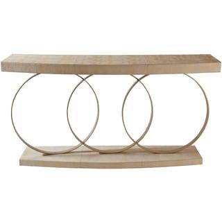 Morgana Circular Sofa Table