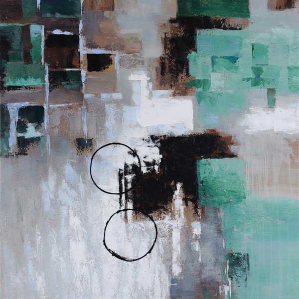 Green Movement Cotton Canvas