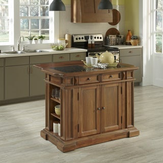 Home Styles Americana Vintage Kitchen Island