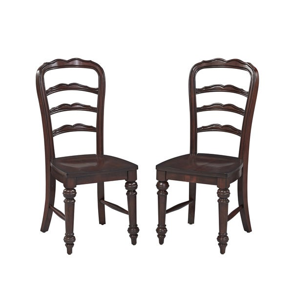 Colonial Classic Dining Chair Pair