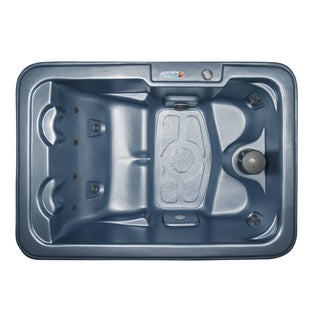QCA Spas Salt Lake 4-person Rectangular Spa