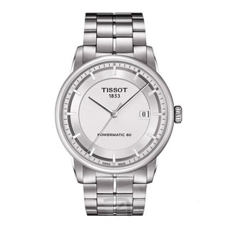 Tissot Men's Luxury Automatic T086.407.11.031.00 Stainless Steel Swiss Automatic Watch