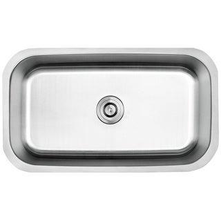 LOTTARE 900103 LOTTITAN Single Bowl Stainless Steel Kitchen Sink