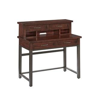 Cabin Creek Student Desk and Hutch