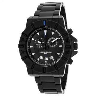 Jorg Gray JG9500-13 Men's Textured Black Watch