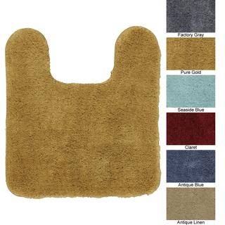Cascade Collection Nylon Contour Bath Rug