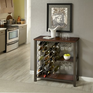 Cabin Creek Wine Storage Rack