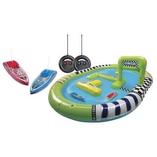 Black Series RC Speed Boat Racing