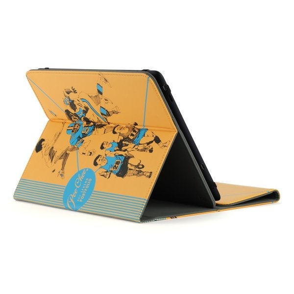 "Kensington Universal Carrying Case (Folio) for 10"" Tablet - Yellow"