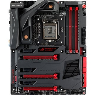 ROG MAXIMUS VII FORMULA Desktop Motherboard - Intel Z97 Express Chips