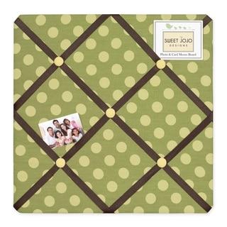 Sweet Jojo Designs Sea Turtle Fabric Bulletin Board