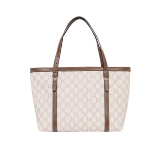 Gucci 'Nice GG Supreme' Canvas Tote