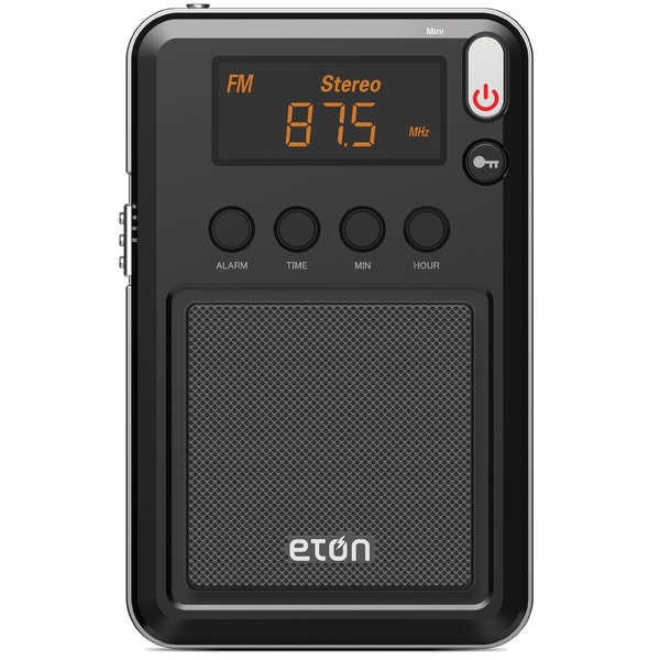 Eton Compact AM/FM/Shortwave Radio