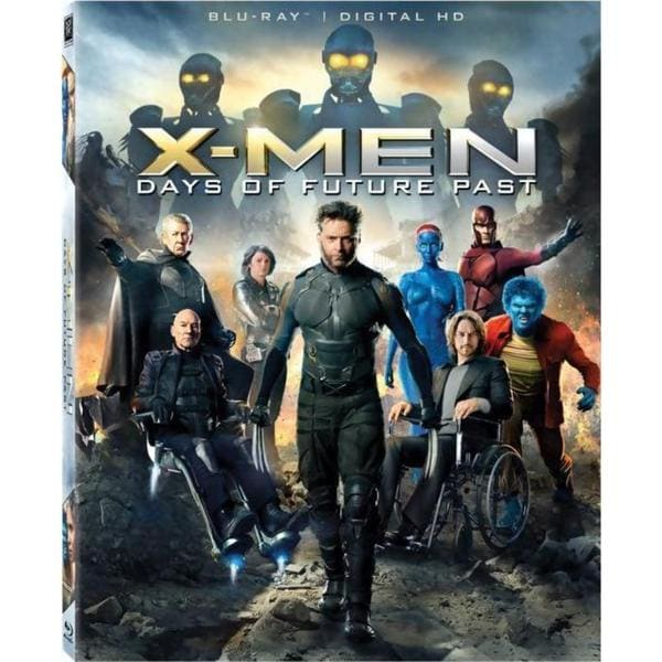 X-Men: Days Of Future Past (Blu-ray Disc) 13574708