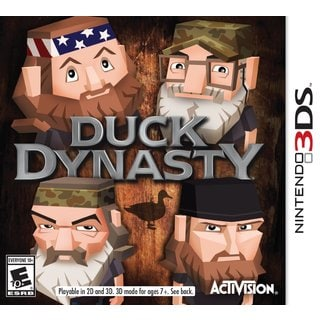 Nintendo 3DS - Duck Dynasty