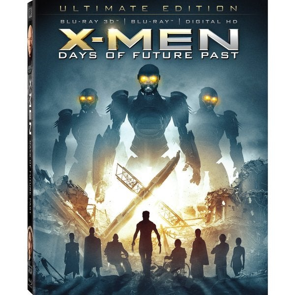 X-Men: Days Of Future Past 3D (Blu-ray Disc) 13584328