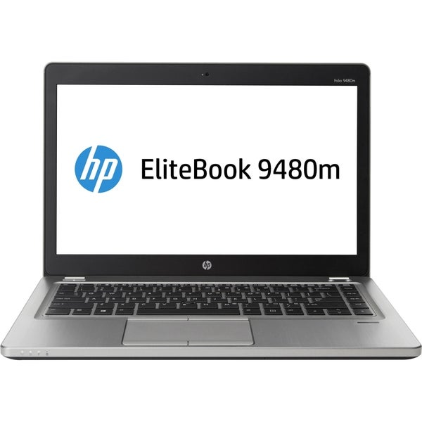 "HP EliteBook Folio 9480m 14"" LED Ultrabook - Intel Core i5 i5-4310U D"