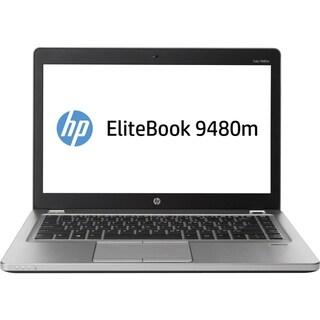 "HP EliteBook Folio 9480m 14"" LED Notebook - Intel Core i5 i5-4210U 1."