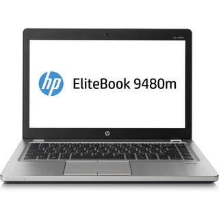 "HP EliteBook Folio 9480m 14"" LED Notebook - Intel Core i7 i7-4600U 2."